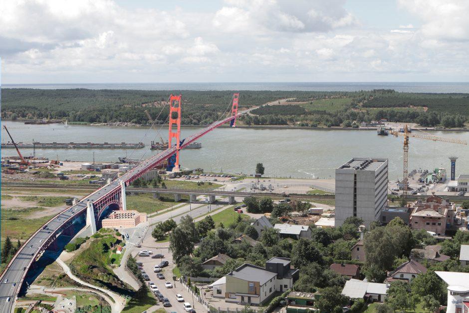 Klaipėdos valdžia rengiasi antrajai apklausai
