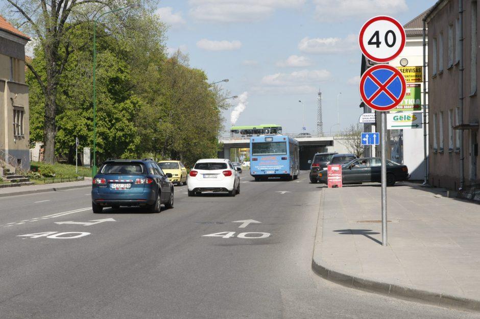 Liepų gatvėje įkliuvęs girtas vairuotojas prisivirė problemų