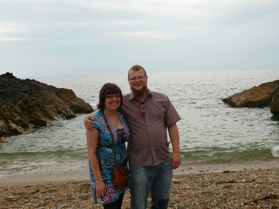 Nauja vilniečių šeima: jaunoji – santūri, jaunikis – išprotėjęs