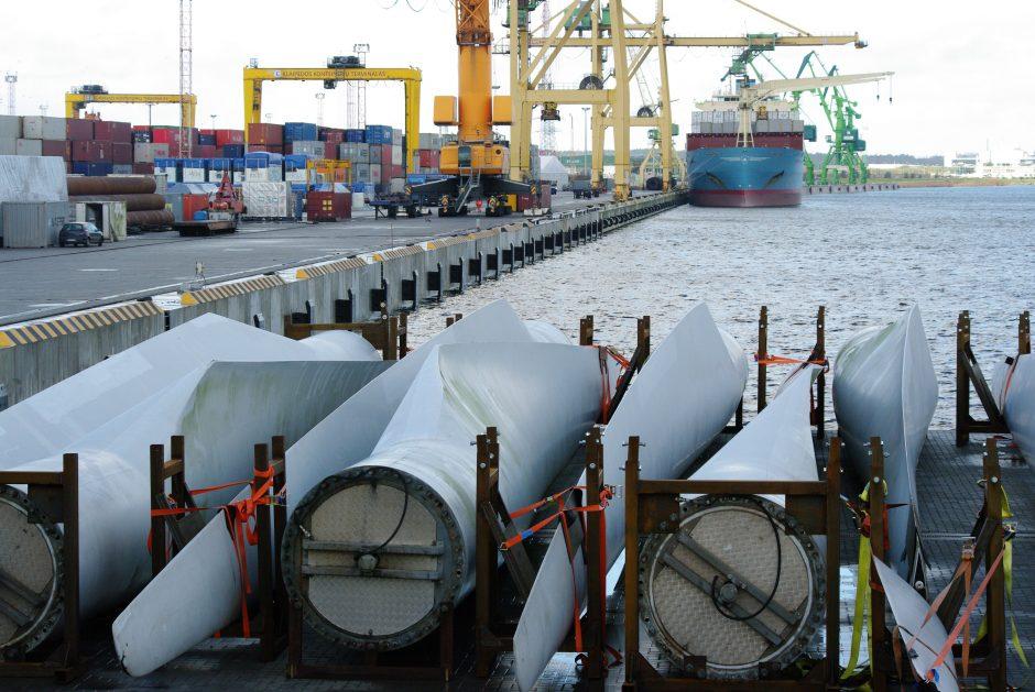 Klaipėdos konteinerių terminale – naujos galimybės