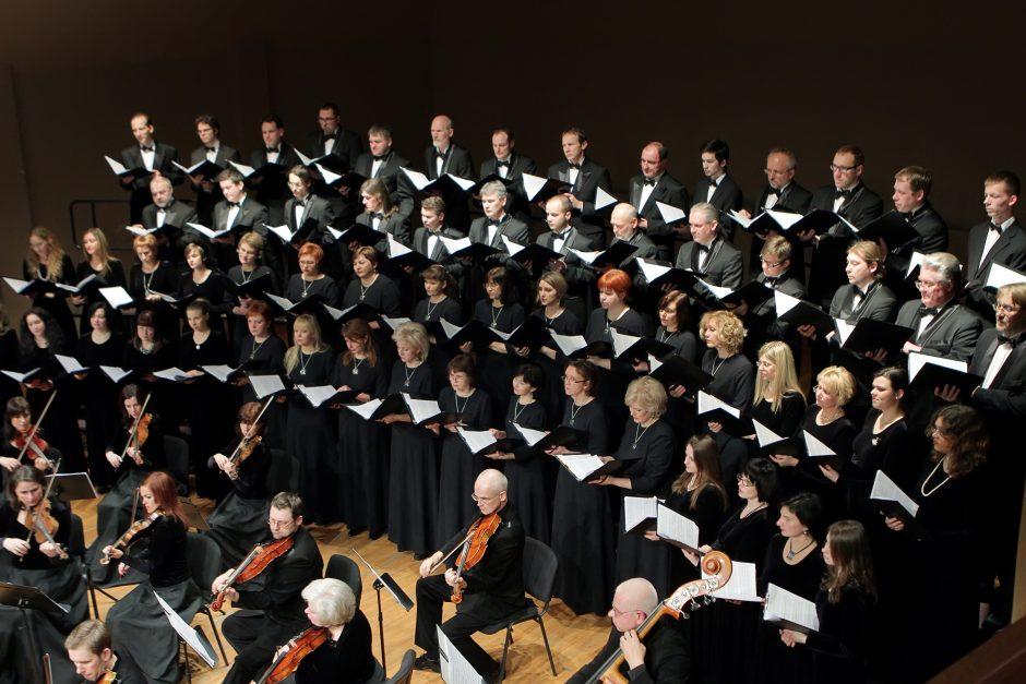"""""""Salve Musica"""" Klaipėdoje pažers šventinės klasikos (programa)"""
