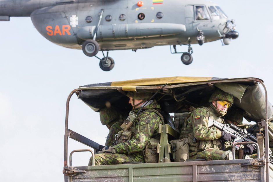 Klaipėdoje vyks karinės pratybos