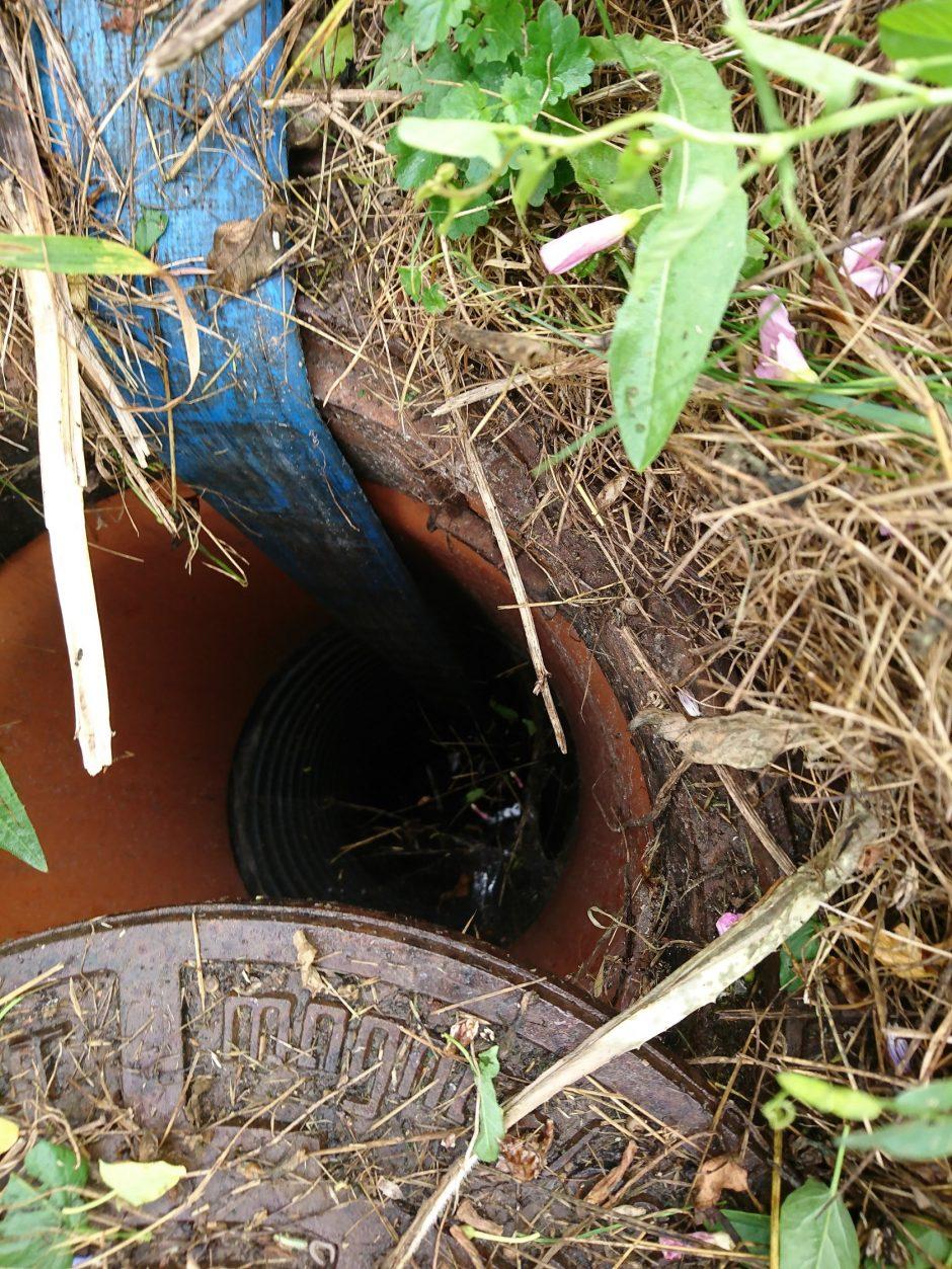 Neteisėtas vandens vartojimas – brangu