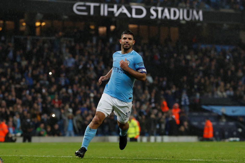 """Anglijos lygos taurė: """"Man City"""" laimėjo tik po baudinių serijos"""