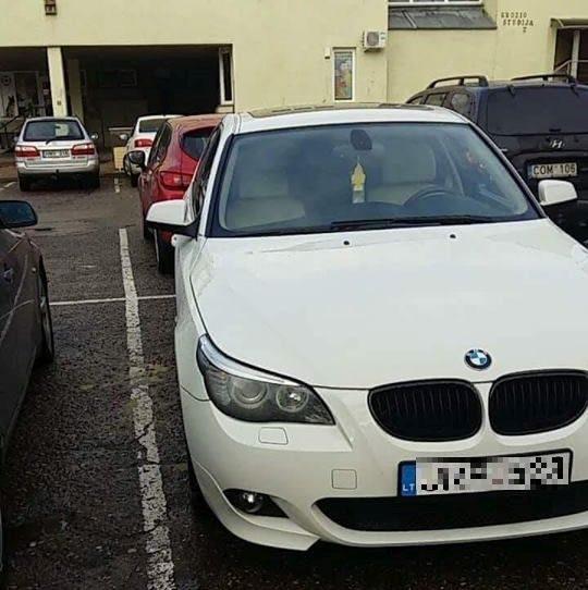 Palangoje vagys nusižiūrėjo BMW automobilius