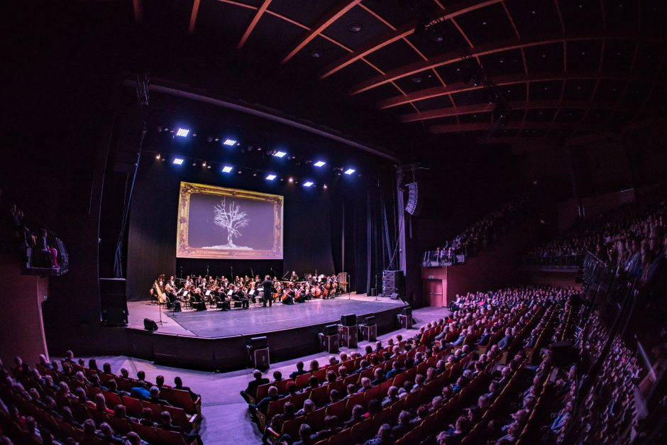 Muzikinis teatras kviečia dovanoti sielos pokylį