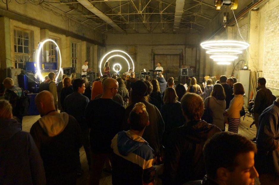 Klaipėdos kultūros kvartale ‒ Galerijų dienos #3 (programa)