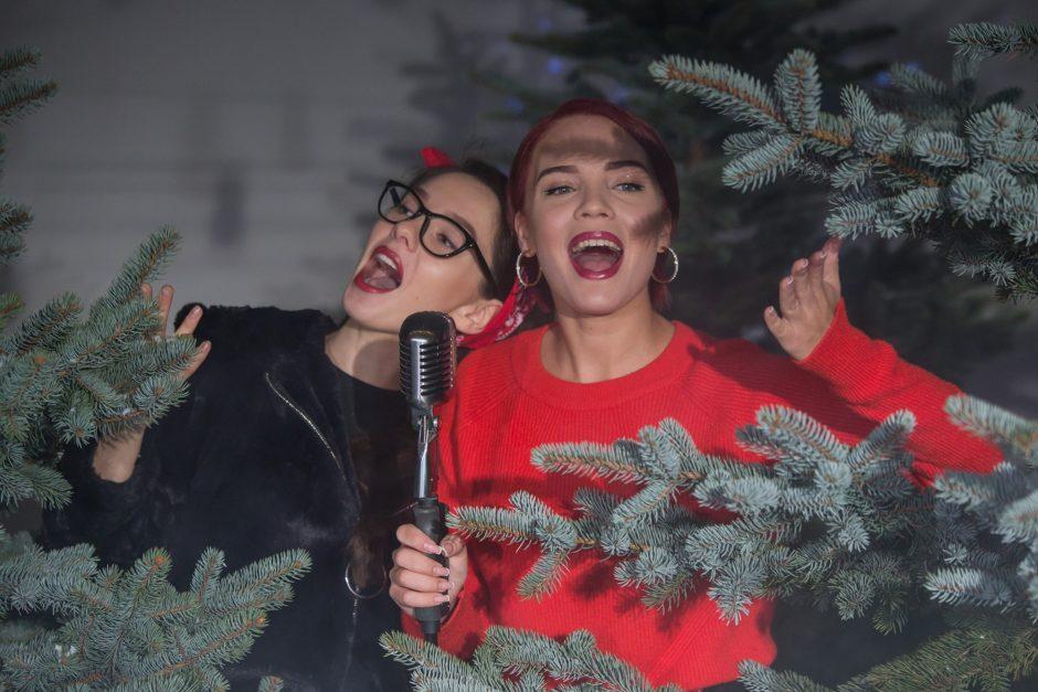 Klaipėdos kalėdinio himno premjera – trečiadienį