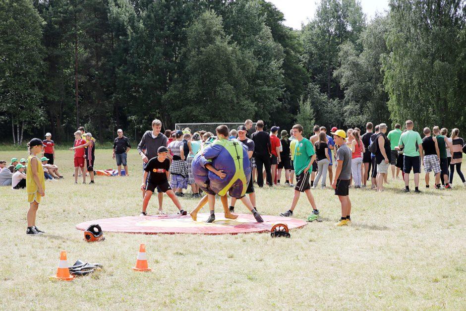 Klaipėdos jaunimui – veikli vasara