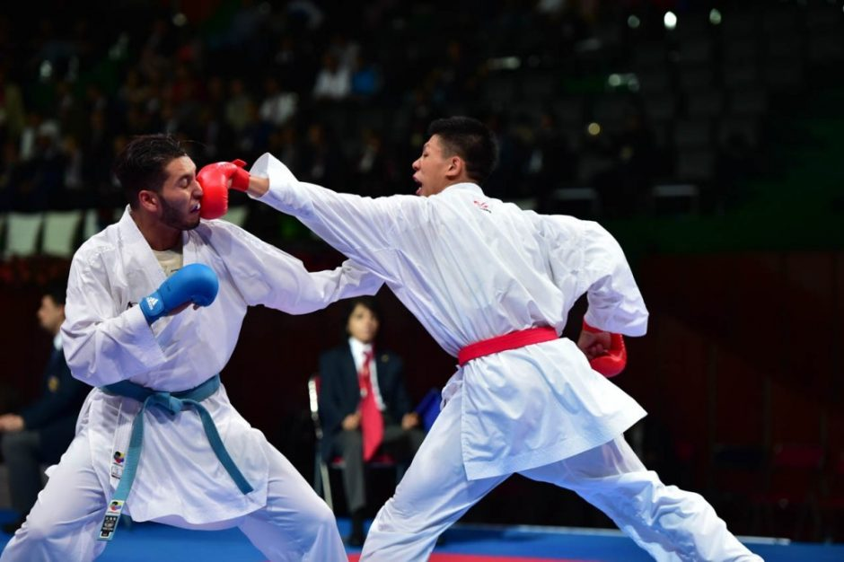 Naujas iššūkis karatistams – olimpiada