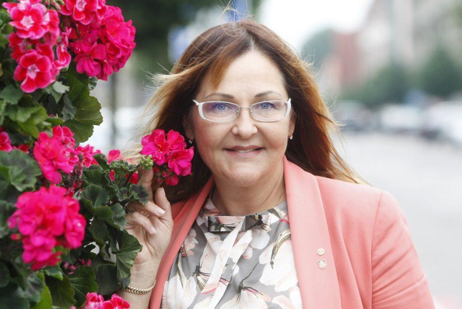 E. Mantulova: man nereikia titulų