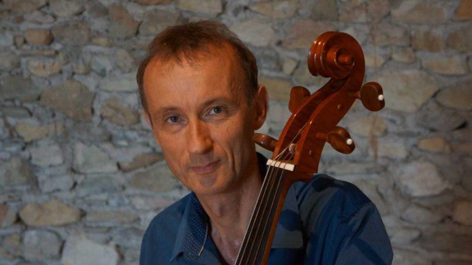 Klaipėdoje pirmąkart rengiama tarptautinė violončelės akademija