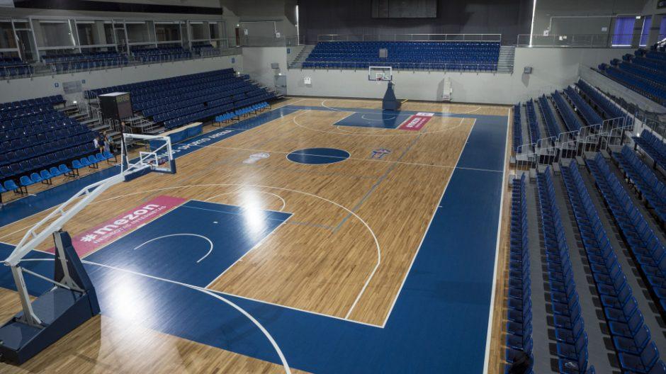 NKL sezonas startuoja naujoje Jonavos arenoje