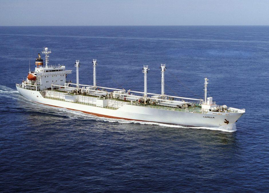 """Limarko"" – ant laivų atnaujinimo bangos"