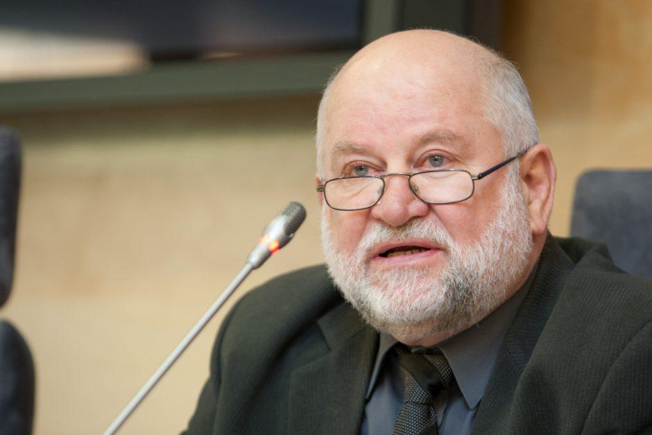 A.Kunčinas: reikia garantijų, kad JAV nenaudos sukauptų duomenų apie ES piliečius