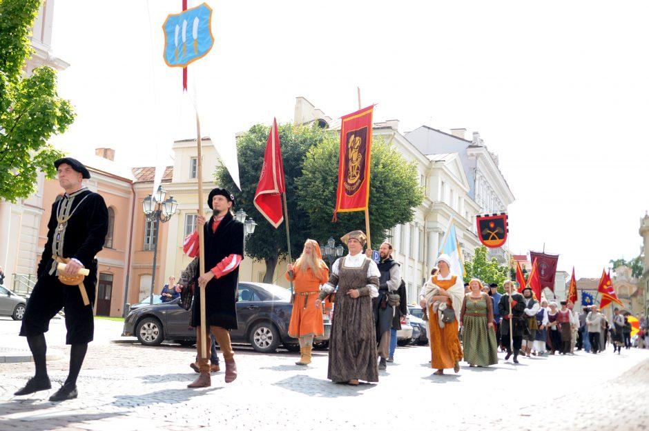 Penktadienį Šv. Baltramiejaus mugė kvies keliauti į viduramžius