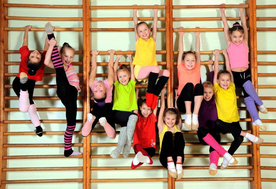 Mankštos Vilniaus mokyklose pasiteisino ir plinta