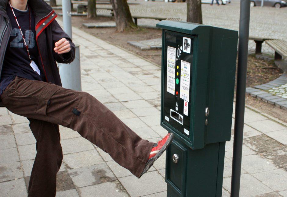 Vilniečio kortele naudosis ir automobilių vairuotojai
