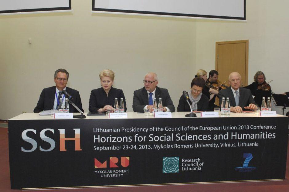 Istorinis įvykis: Vilniuje bus pasirašyta mokslui skirta deklaracija