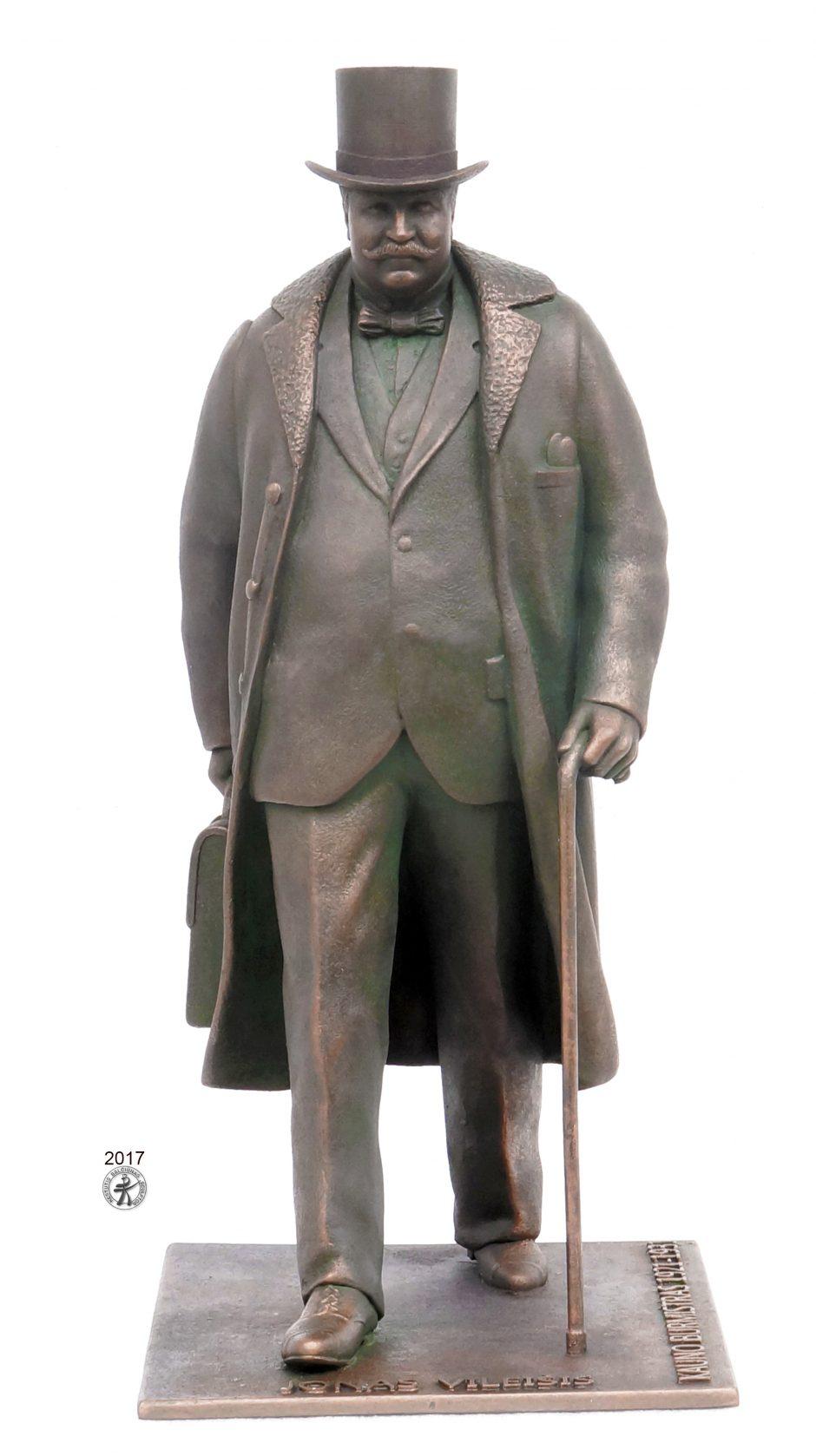 Kur Kaune statyti J. Vileišio paminklą? (spręskite ir jūs)