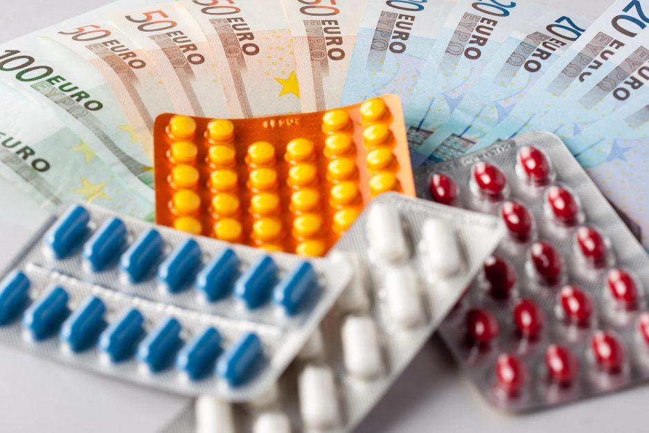 Ką būtina žinoti apie kompensuojamųjų vaistų išdavimą dalimis