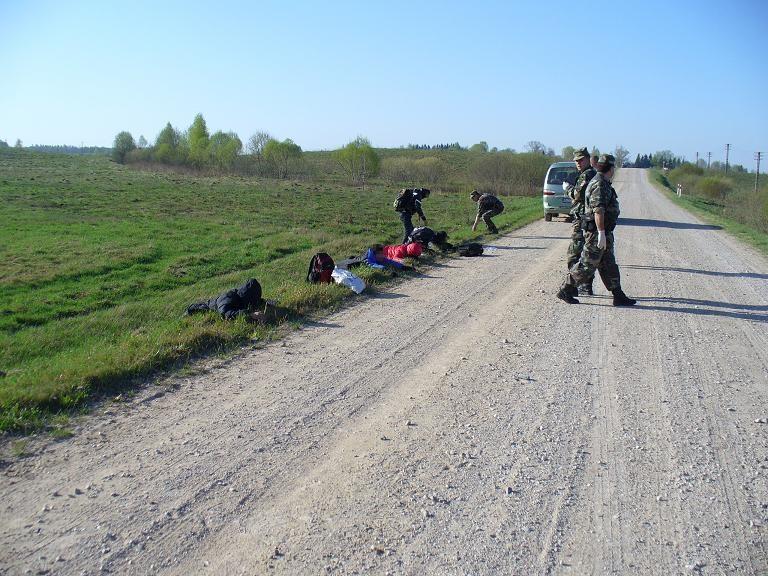 Ignalinos rajone sulaikyta 15 nelegalų iš Vietnamo ir Afganistano