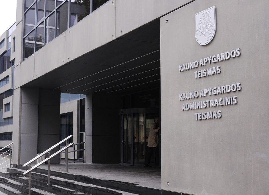 Už grasinimus teisėjai teisiami šakiškiai plūdo žurnalistus