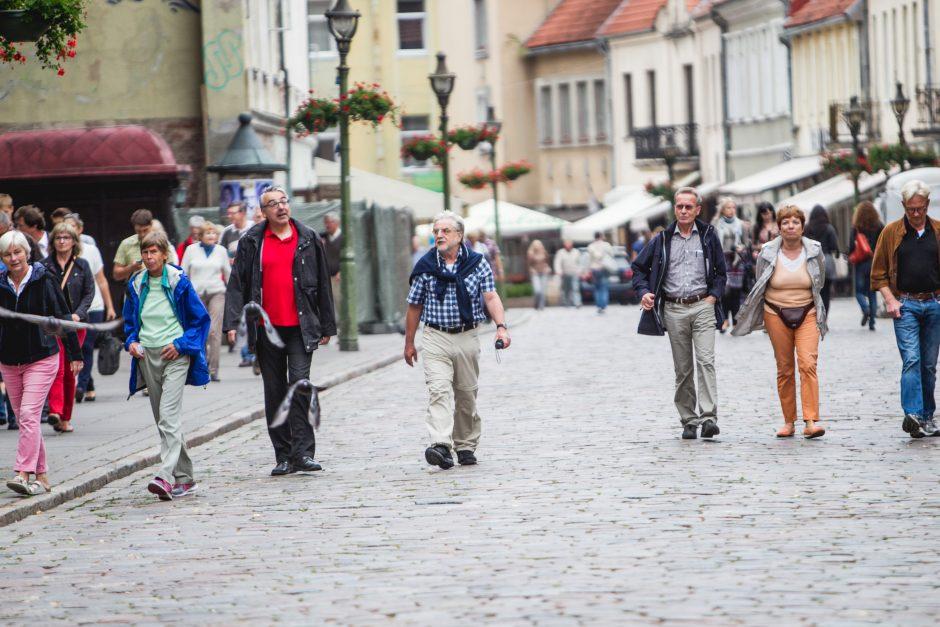 Mūšis dėl turistų: Kaunas pralaimi Vilniui ir Klaipėdai