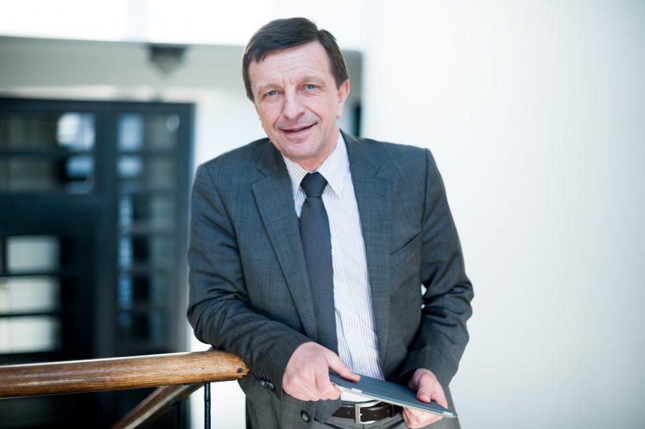 KTU taryba: P. Baršauskas iš pareigų atleidžiamas nuo spalio 25 dienos