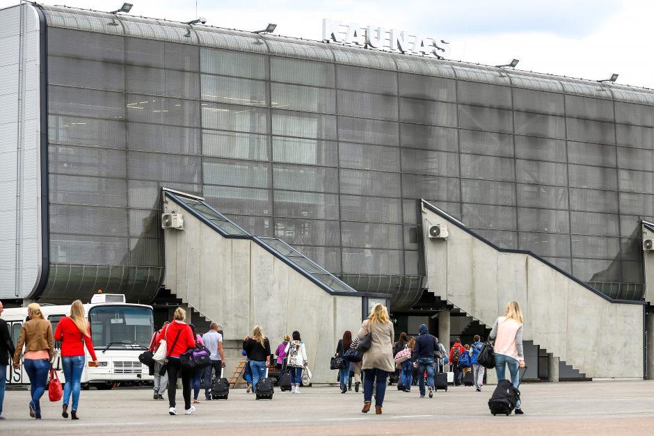 Turistų viliotinis: atims skrydžius iš Kauno?