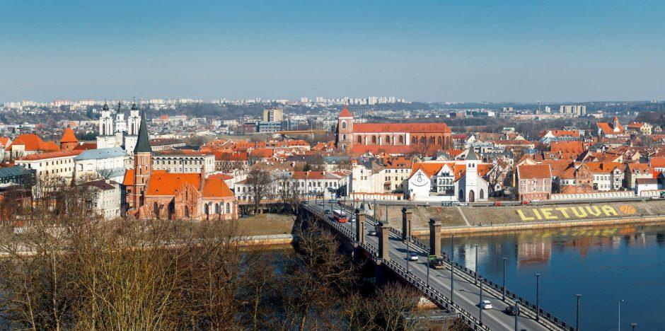 """Kaunas """"Europos kultūros sostinės"""" projektui numatė skirti 12 mln. eurų"""