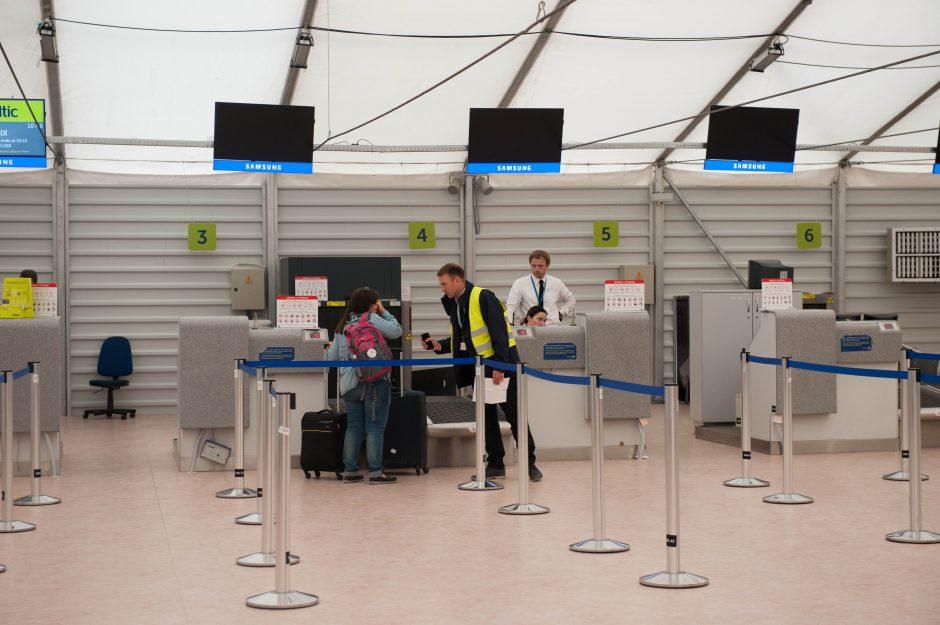 Kauno oro uosto aukso mėnuo baigėsi. Kas toliau?