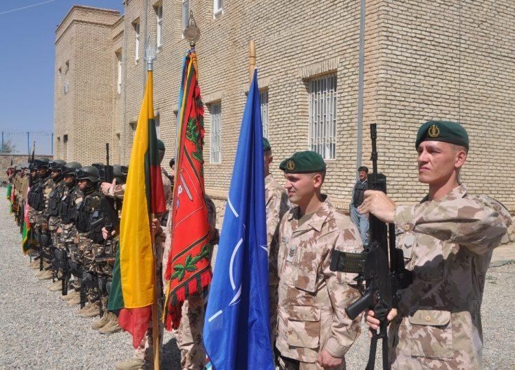 Lietuva užbaigia ilgiau nei 8 metus trukusią misiją Afganistane