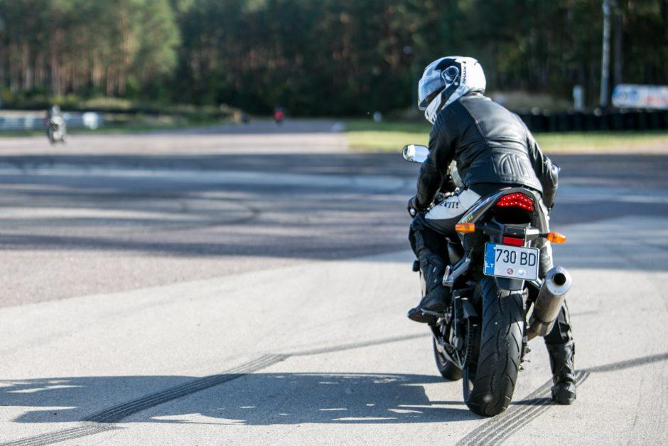Motociklininkai ir policija – kartu už saugumą keliuose