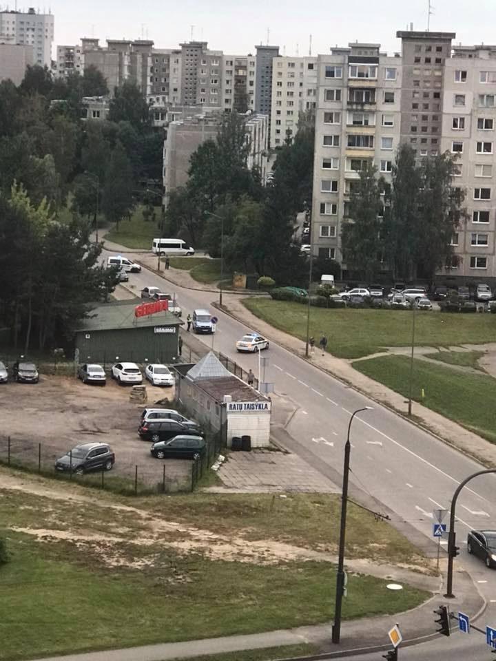 Per avariją Kaune sunkiai sužalotas dviratininkas
