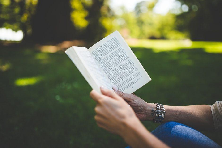 Kokias knygas verta perskaityti? (apžvalgos)
