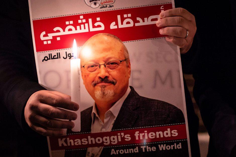 Saudo Arabija pripažino, kad nužudyto žurnalisto kūnas buvo sukapotas