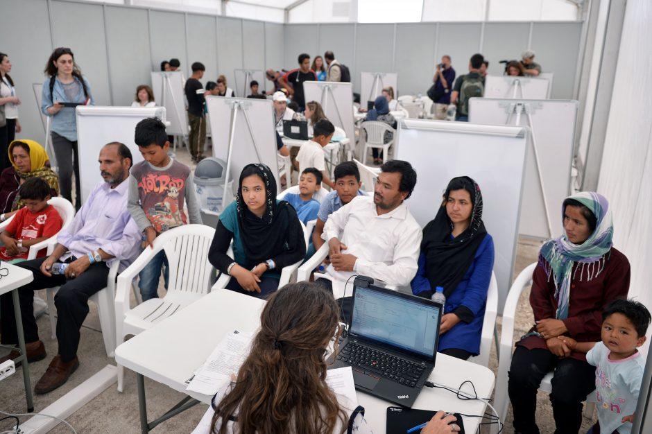 Vokietijoje kuriami pigūs ir ekologiški būstai pabėgėliams