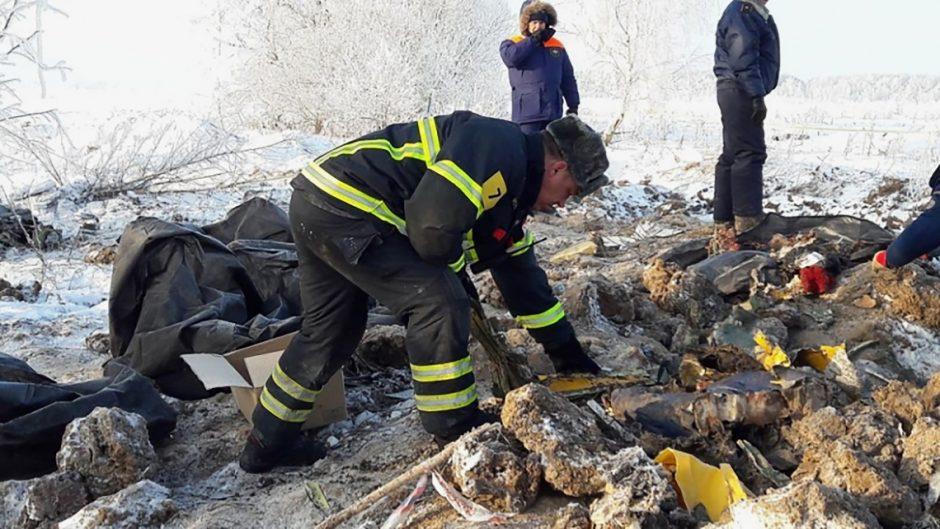 Pamaskvėje lėktuvo katastrofą galėjo lemti apledėję davikliai