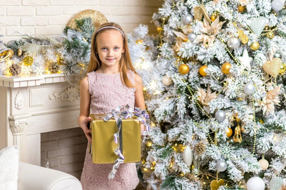 Kokius norus Kalėdų Seneliui atskleidžia Z kartos vaikai?