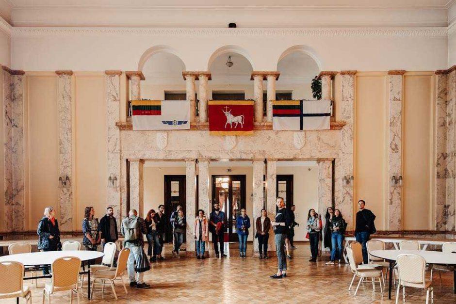 Kaune – diskusija apie modernizmo architektūros ateitį