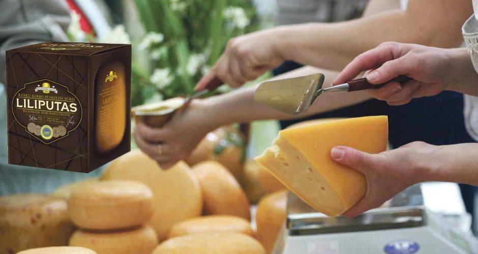Teismas apgynė išskirtinį sūrį