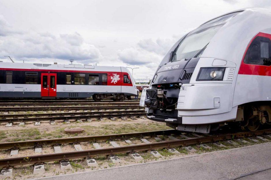 """Pirmieji Baltijos šalyse: """"Lietuvos geležinkeliai"""" jungiasi prie """"InterRail"""" tinklo"""