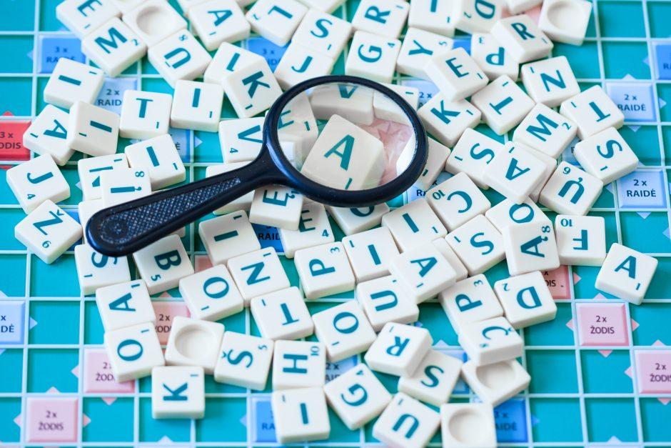 Gaivinama idėja leisti naudoti nelietuviškas raides įmonių pavadinimuose