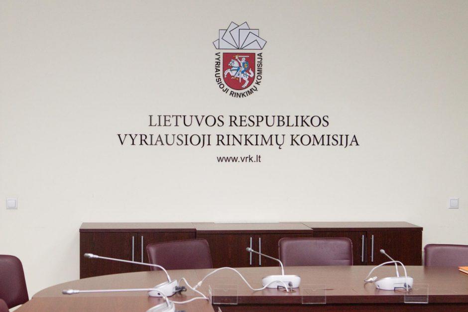 Prezidentės patarėjas: politikai turi parodyti valią depolitizuoti VRK