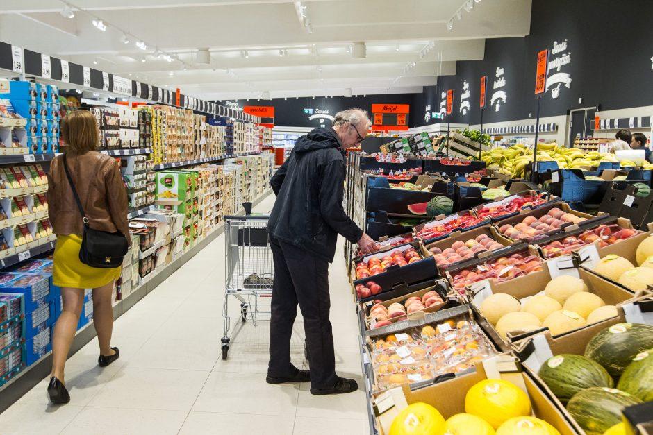 Maisto kainos bet kuriuo metu gali šauti aukštyn?