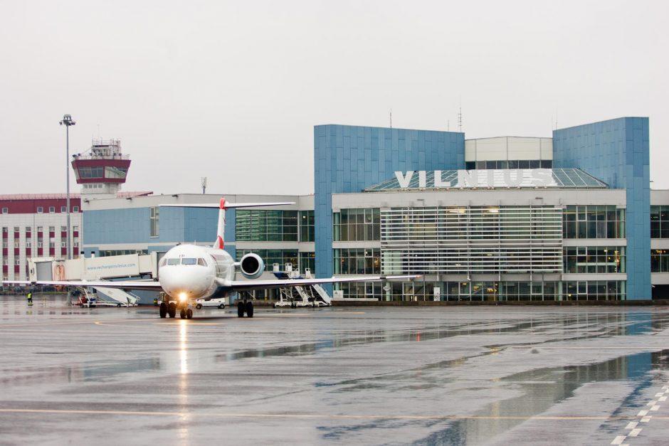 Pasieniečiai Vilniaus ir Palangos oro uostuose sulaikė du asmenis