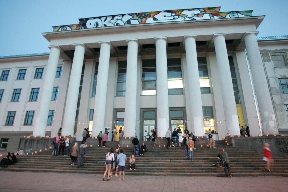Vilniaus savivaldybė Profsąjungų rūmus sieks perimti perpus pigiau