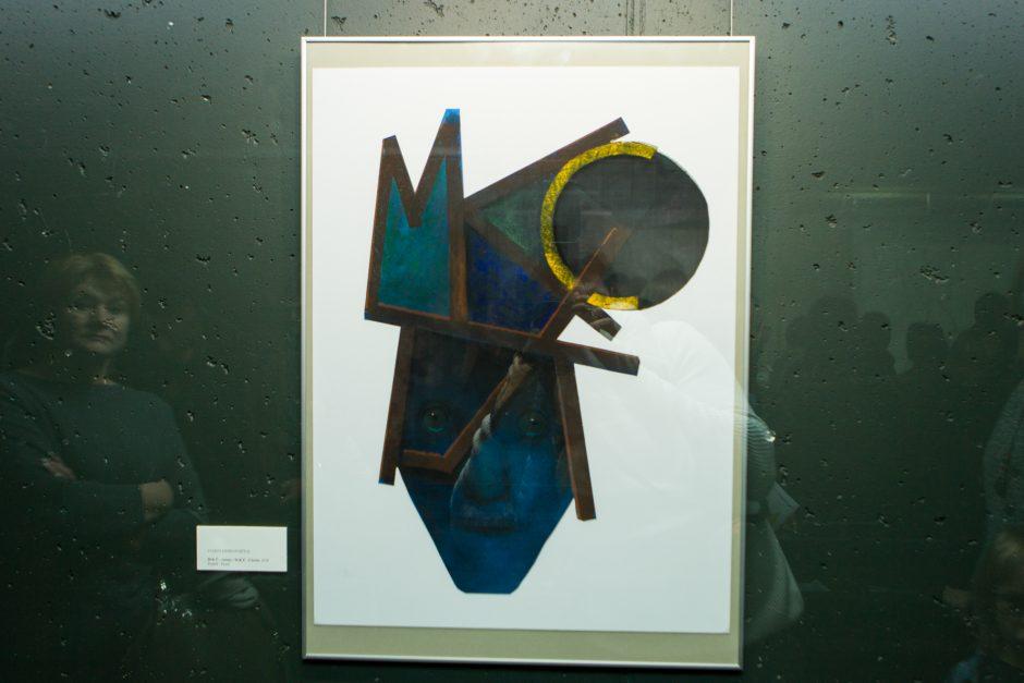 Garsaus dailininko kūriniuose – kitoks žvilgsnis į M. K. Čiurlionį