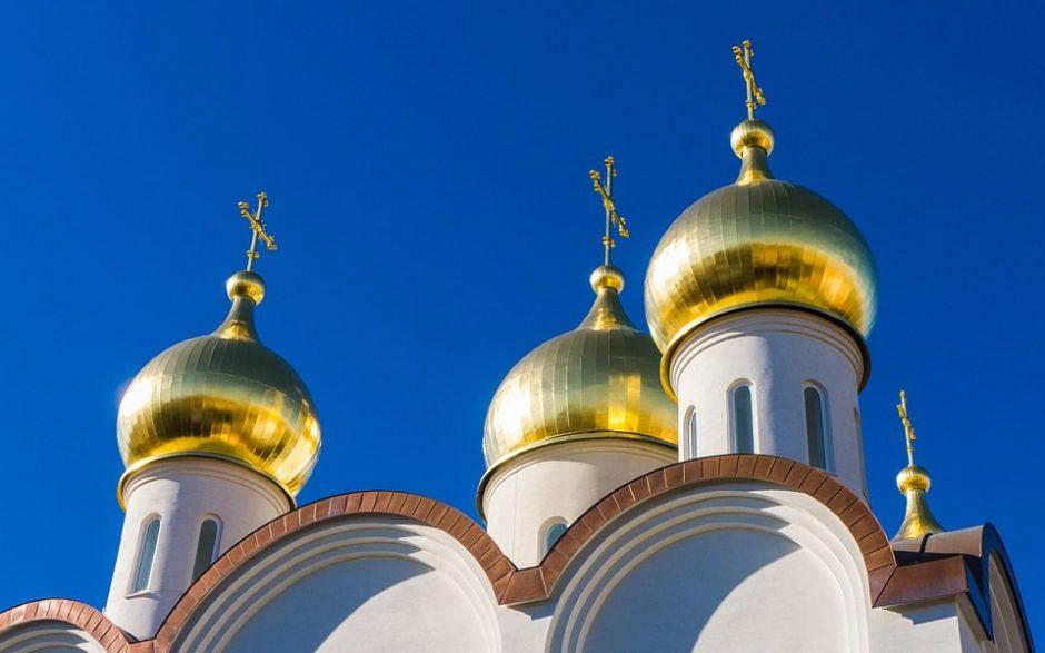 Baltarusija nuteisė prostitucijos skatinimu kaltinamą Rusijos šventiką